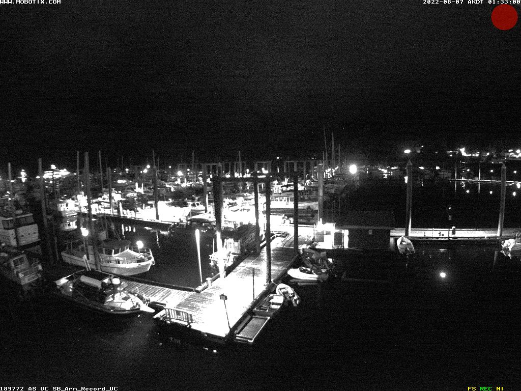 Statter Harbor Web Cam